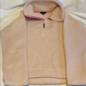J. Crew sweatshirt in Polartec® fleece